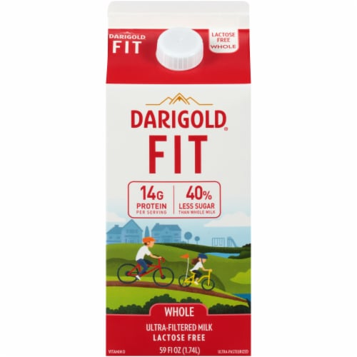 Darigold FIT Whole Milk Perspective: front