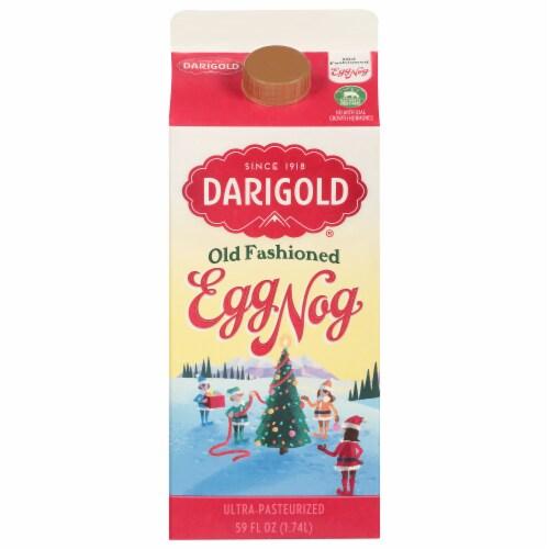 Darigold® Old Fashioned Eggnog Perspective: front