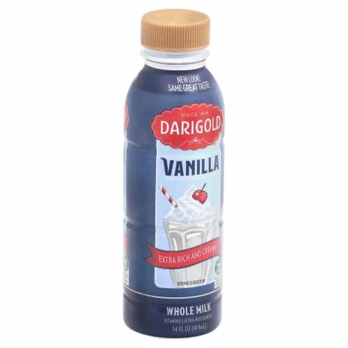 Darigold Old Fashioned Vanilla Milk Perspective: front