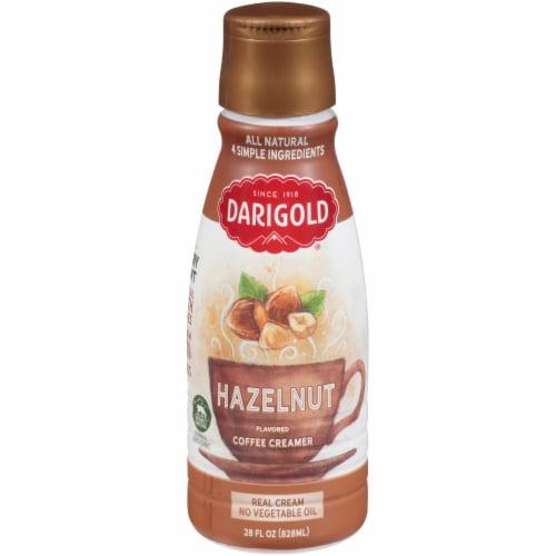 Darigold Hazelnut Coffee Creamer Perspective: front