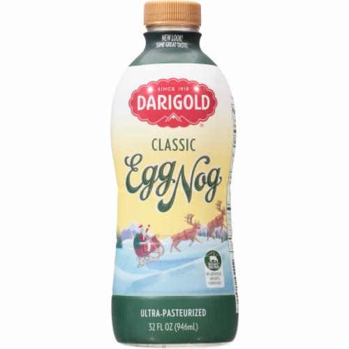 Darigold Classic Egg Nog Perspective: front