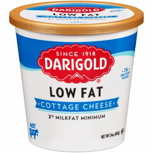Darigold 2% Lowfat Cottage Cheese Perspective: front