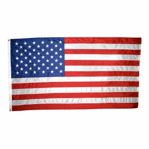 Annin Flagmakers United States of America Flag Perspective: front