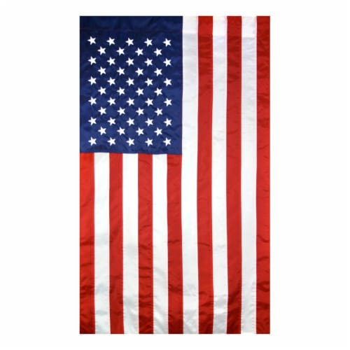 Annin Flags 2Ply Woven Polyester Tough Tex American Flag Perspective: front