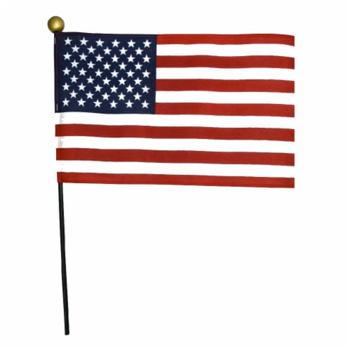 Annin Flagmakers American Flag - 4 pk Perspective: front