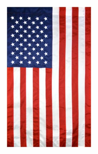 Annin Flagmakers Nylon American Flag Perspective: front