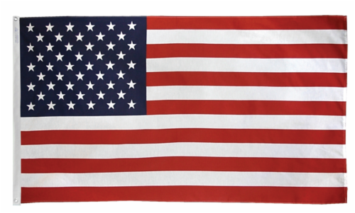 Annin Flagmakers Tough-Tex® American Flag - Red/White/Blue Perspective: front
