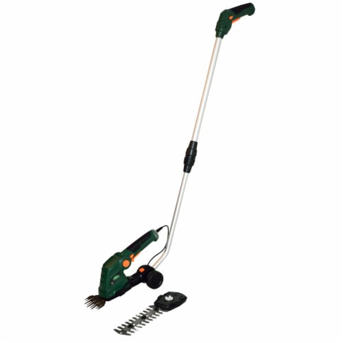 Scotts® 2-in-1 Lithium Cordless Shrub and Shear Perspective: front