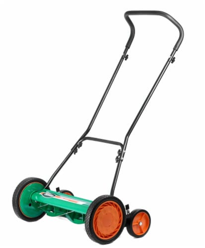 Scotts Classic Push Reel Mower Perspective: front