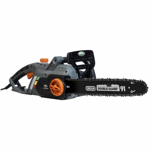 Scotts® 12-Amp Corded Electric Chainsaw Perspective: front