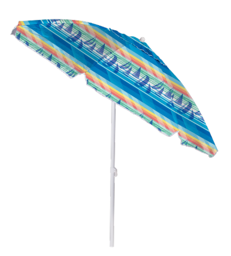 Classic Titt Umbrella - Multi Color Perspective: front