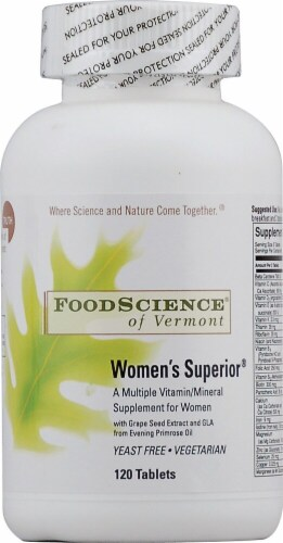 FoodScience of Vermont  Women's Superior® Perspective: front