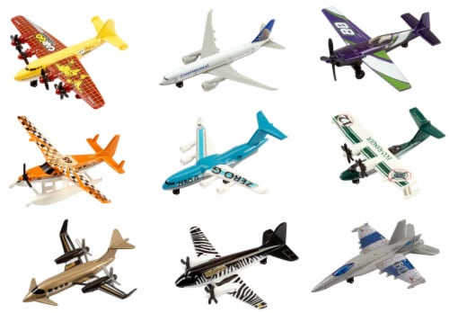 Mattel Matchbox® Sky Busters Airplanes and Helicopters - Assorted Perspective: front
