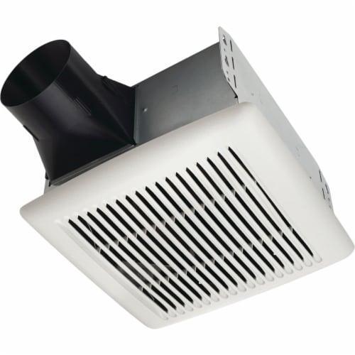 Broan Flex Series 50 CFM 0.5 Sones Bath Exhaust Fan AE50 Perspective: front