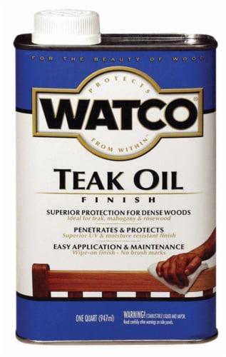 Watco® Teak Oil Finish Perspective: front