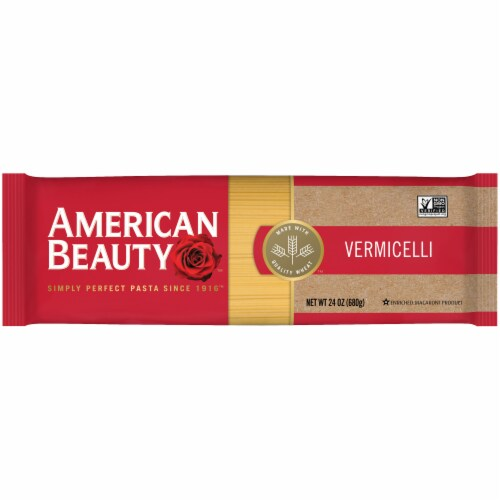 American Beauty Vermicelli Perspective: front