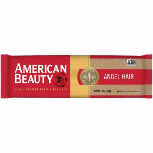 American Beauty Angel Hair Pasta Perspective: front