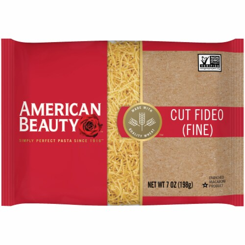 American Beauty Fine Cut Fideo Pasta Perspective: front