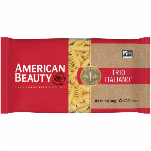 American Beauty Trio Italiano Pasta Perspective: front