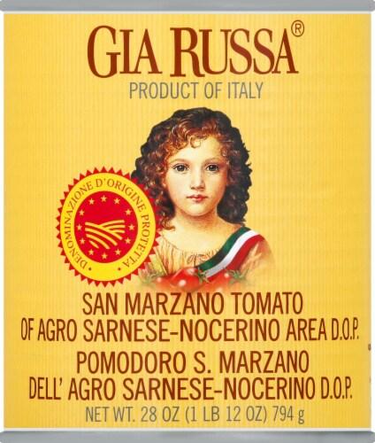 Gia Russa Tomato Plum San Marzano Perspective: front