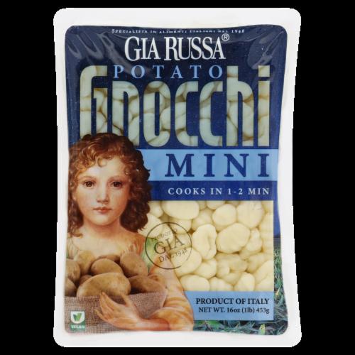 Gia Russa Mini Gnocchi with Potato Perspective: front