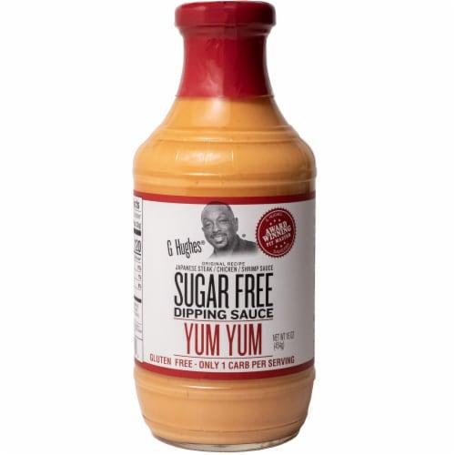 G Hughes Sugar Free Yum Yum Sauce Perspective: front