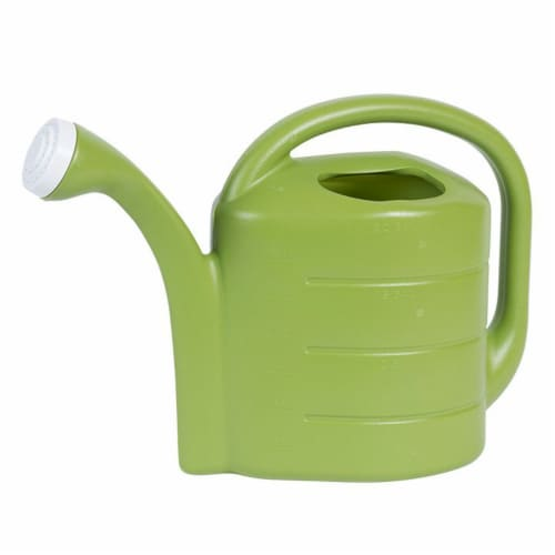 Novelty Poly Watering Can - Assorted Perspective: front