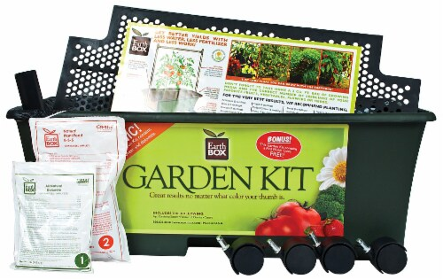 EarthBox® Garden Kit Perspective: front