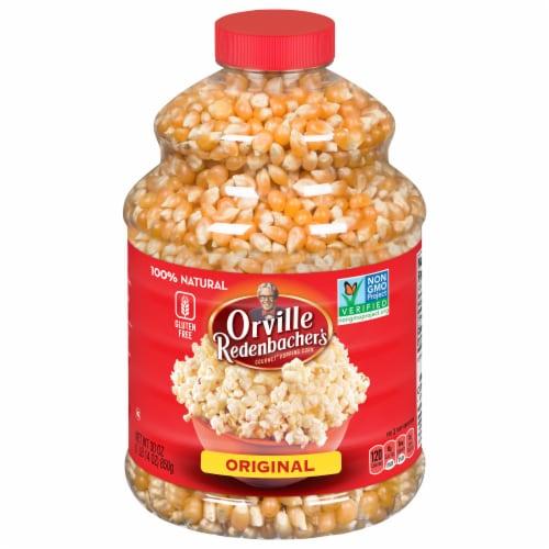 Orville Redenbacher's Original Popcorn Kernels Perspective: front