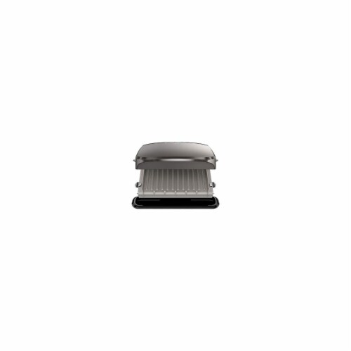 Applica George Foreman Contertop Indoor Grill Perspective: front