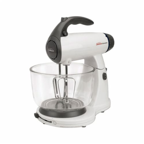 Jarden Consumer Solutions 2371 12 Speed Stand Mixer - White Perspective: front