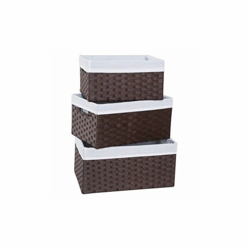Redmon Nested Basket - Set of 3 Perspective: front