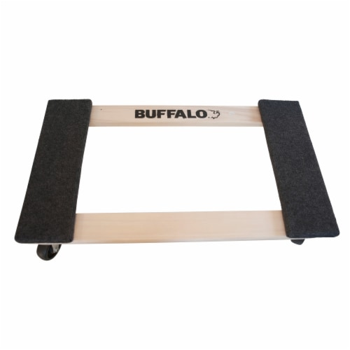 Buffalo Tools 1000 Lb Furniture Dolly Perspective: front