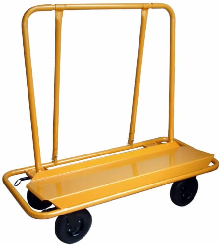 Pro-Series 3000 Lbs Capacity Drywall Cart Perspective: front