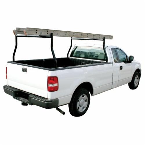 Pro-Series Cargo Truck Rack Perspective: front