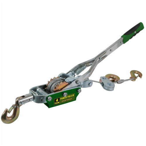 Sportsman Series 4 Ton Power Puller Perspective: front