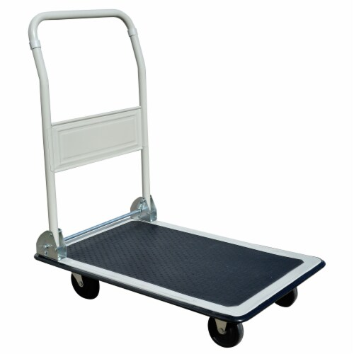 Pro-Series Folding Platform Truck 330 lbs Capacity Perspective: front