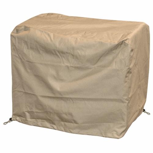 Sportsman Series Large Waterproof Generator Cover Perspective: front