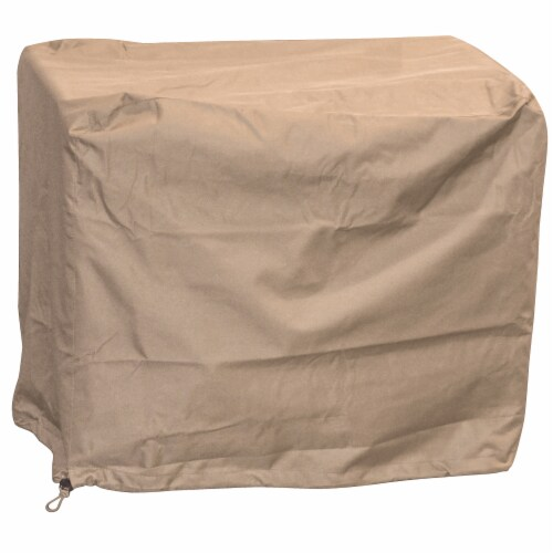 Sportsman Series Extra Large Waterproof Generator Cover Perspective: front