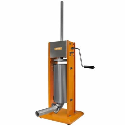 Sportsman Series Vertical Sausage Stuffer with 7 lbs Capacity Perspective: front