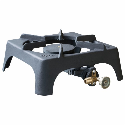 Sportsman Series Single Burner Cast Iron Stove Perspective: front