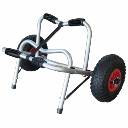 Kuda Kayak Trolley Perspective: front