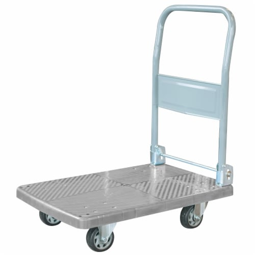 Pro-Series Folding Platform Truck 440 lbs Capacity Perspective: front