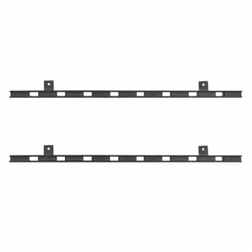 24 inch Magnetic Utility/Tool Storage Bar 2 Pack Perspective: front