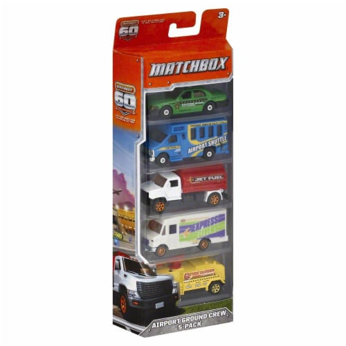 Mattel Matchbox® Open Road-sters Assorted Toy Vehicles Perspective: front
