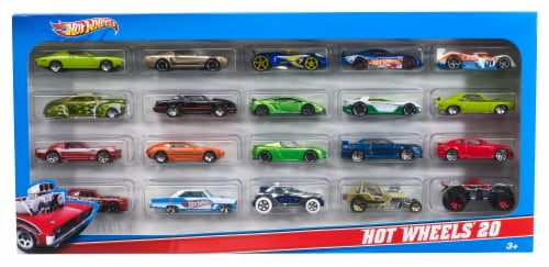 Mattel Hot Wheels® Gift Pack Perspective: front