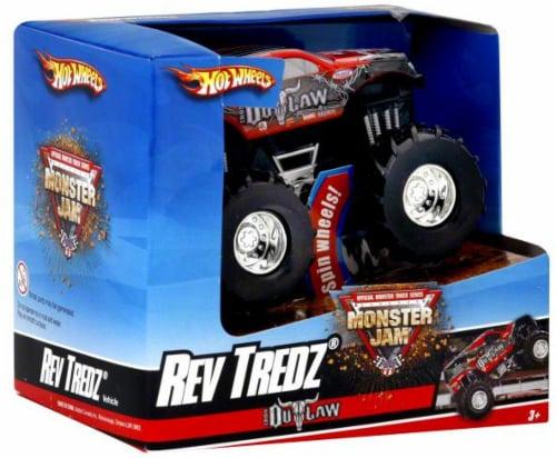 Mattel Hot Wheels® Monster Truck Perspective: front