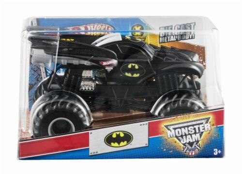 Mattel Hot Wheels® Monster Jam Assorted Truck Perspective: front