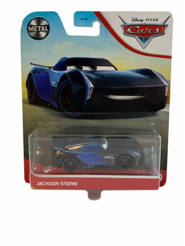 Mattel Disney Pixar Cars Die Cast Vehicle Perspective: front