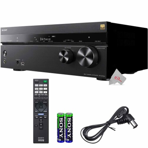 Sony Str-dn1080 7.2-channel Network A/v Receiver Perspective: front